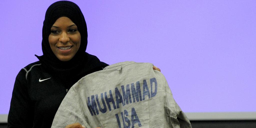 Ibtihaj Muhammad représentera les États-Unis aux Jeux Olympiques de Rio 2016.