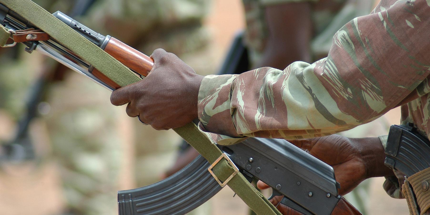 L'armée nigériane accusée d'avoir massacré 350 civils musulmans