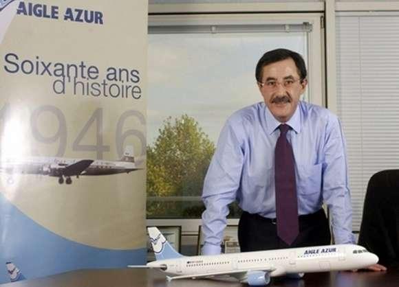 Arezki Idjerouidène, l'ancien PDG de la compagnie française Aigle Azur, est décédé samedi 23 avril des suites d'une longue maladie.