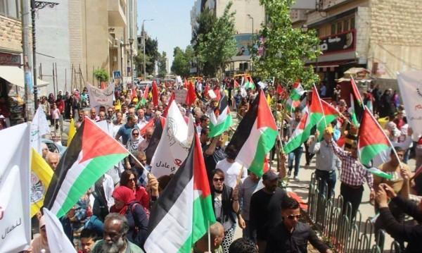 Un 1er mai dans la souffrance pour les travailleurs palestiniens