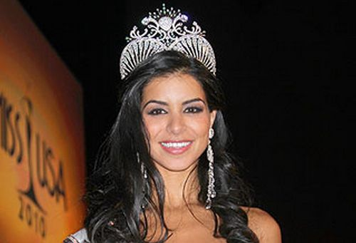 La première Miss USA musulmane se convertit au christianisme