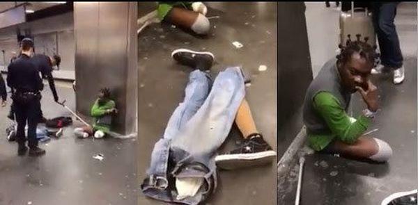 #LaFouilleDeLaHonte: le joueur handicapé veut « un match de la dignité » avec des policiers