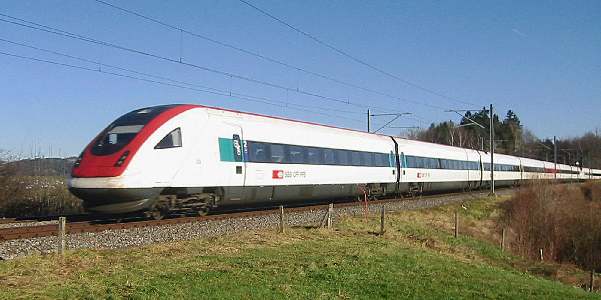 Un train traverse la Suisse pour nouer le dialogue interreligieux