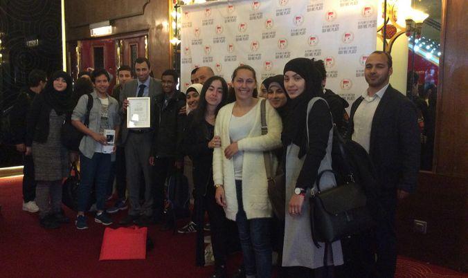 Un Clap de diamant pour le collège-lycée musulman Ibn Khaldoun (vidéo)