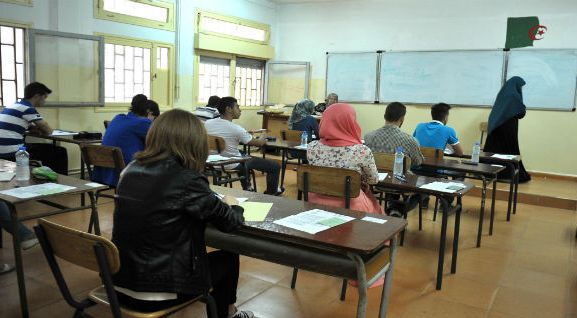 Algérie : le baccalauréat 2016 touché par une fraude massive