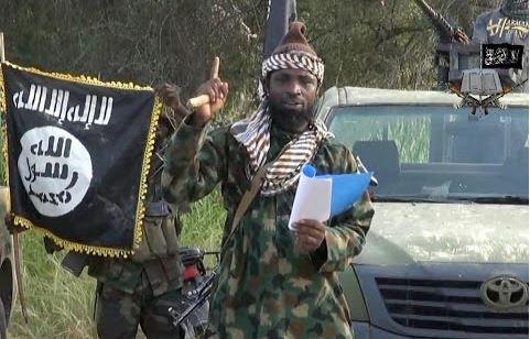 Aboubakar Shekau, leader du groupe Boko Haram.