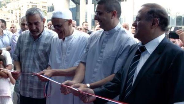 Nice : la mosquée En-Nour officiellement inaugurée (vidéo)
