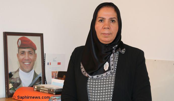 Latifa Ibn Ziaten : « Aujourd'hui, je vis pour les autres et pour la mémoire de mon fils »