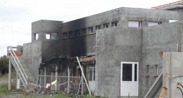 Muret : une mosquée en construction endommagée par un incendie