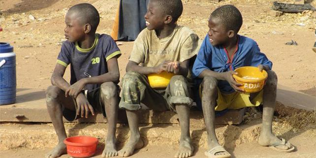 Le Sénégal appelé à poursuivre les exploiteurs d'enfants mendiants
