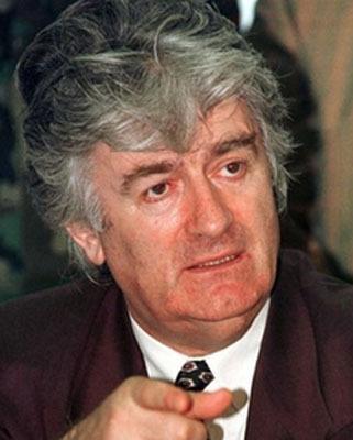 Radovan Karadzic, l'ancien chef politique des Serbes de Bosnie, a été arrêté après 13 ans de cavale