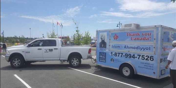 Canada : Mobile Muslims, la caravane qui déconstruit les préjugés