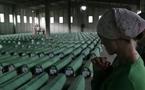 Les survivants de Srebrenica déboutés face à l'Etat néerlandais