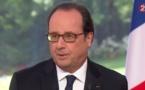 Le dévoilement, l'étape pour devenir Française selon François Hollande