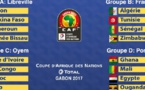 CAN 2017: l'Algérie, la Tunisie et le Sénégal dans le « groupe de la mort »