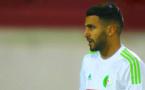Le Franco-Algérien Riyad Mahrez sacré meilleur footballeur africain