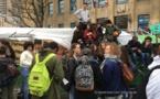 Affaire Théo : blocus engagé dans plusieurs lycées parisiens