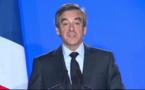 Mis en examen, François Fillon maintient sa candidature envers et contre tout