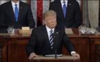 Devant le Congrès, Donald Trump prône une immigration « basée sur le mérite »