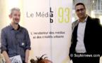 MédiaLab93, un incubateur de médias et créatifs des quartiers, lancé