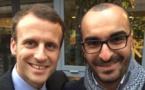 La campagne d'Emmanuel Macron entachée par la gestion de l'affaire Mohamed Saou