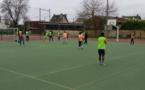 A Versailles, les réfugiés ont leur équipe de football