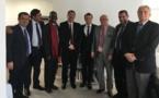 Présidentielle 2017 : Emmanuel Macron à la rencontre du CFCM