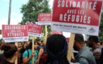 La France veut accompagner 1 000 refugiés dans leur insertion professionnelle