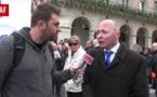 De l'islamophobie à la xénophobie, les constats d'un journaliste algérien au défilé FN (vidéo)