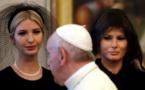 Pourquoi Melania et Ivanka Trump étaient voilées au Vatican, pas en Arabie Saoudite
