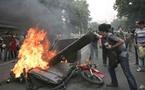 Réélection d'Ahmadinejad : la tension monte en Iran