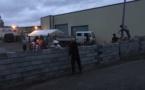 Hautes-Pyrénées : ils construisent un mur autour d'un centre d'accueil de migrants