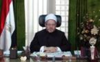 Le grand mufti d'Egypte permet de reverser la zakat à l'armée