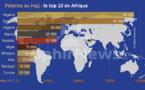 Hajj : quels sont les pays d'Afrique qui envoient le plus de pèlerins à La Mecque ?