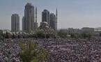 Tchétchénie : une manifestation de masse en soutien aux Rohingyas à l'appel de Kadyrov
