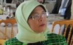 Halimah Yacob devient la première femme musulmane présidente de Singapour