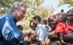 Centrafrique : Antonio Guterres réclame l'aide de la communauté internationale