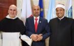Une plateforme mondiale pour la paix lancée à Malte