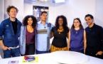 « D'ailleurs et d'ici », le nouveau rendez-vous audiovisuel avec Marc Cheb Sun