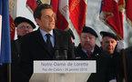 Sarkozy à Notre-Dame-de-Lorette : opportunisme ou coïncidence de date ?