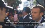 Colonisation française en Algérie : interpellé par un jeune, Macron affiche son agacement (vidéo)