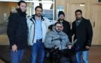 Québec : l'élan de solidarité envers un rescapé de l'attentat à la mosquée, paralysé à vie