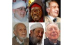 Les six figures de l'islam et du dialogue interreligieux disparues en 2017