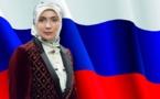 Une femme musulmane à la tête de la Russie ? Une rivale de Poutine se présente à la présidentielle