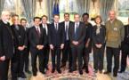 Vœux du Nouvel An : ce qu'a dit Macron aux autorités religieuses