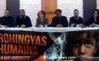 Depuis Marseille, le plaidoyer pour la cause des Rohingyas se poursuit
