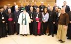 Avec les évêques d'Europe, l'appel au dialogue islamo-chrétien « dans une ambiance pacifique et constructive »
