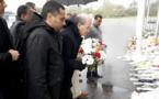 Attentats dans l'Aude : imams et aumôniers se recueillent devant le Super U de Trèbes