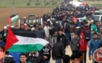 Gaza : la marche du retour durement réprimée par Israël, au moins neuf morts