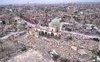 La reconstruction de la mosquée historique Al-Nouri à Mossoul actée